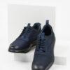 Ежединевни мъжки обувки в син цвят-060037