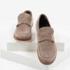Ежединевни мъжки обувки в визон цвят-062071