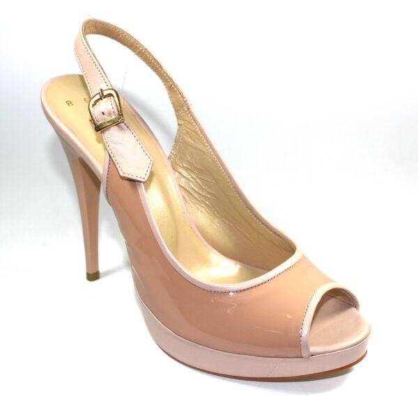 Дамски сандали в розово-59629-2